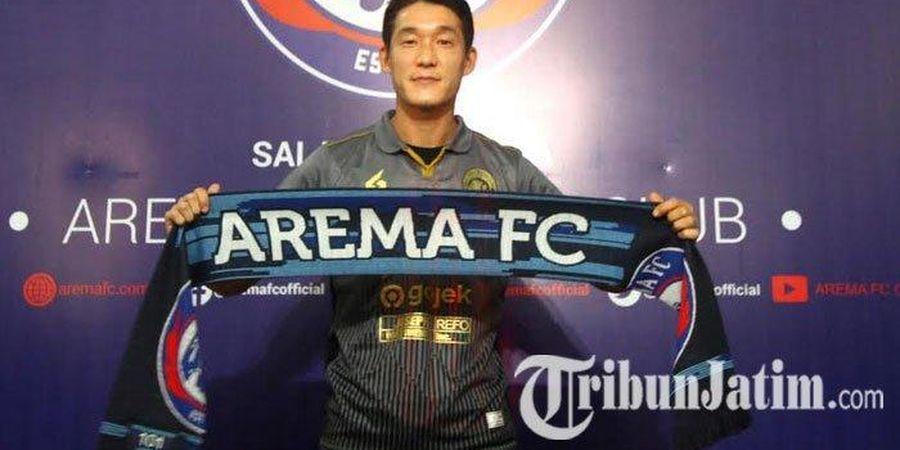 Jadi Rekrutan Anyar Arema FC, Eks Persib Bandung Angkat Bicara