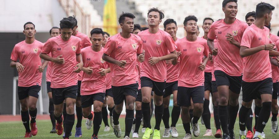 Timnas U-19 Indonesia Tutup TC di Thailand dengan Kekalahan
