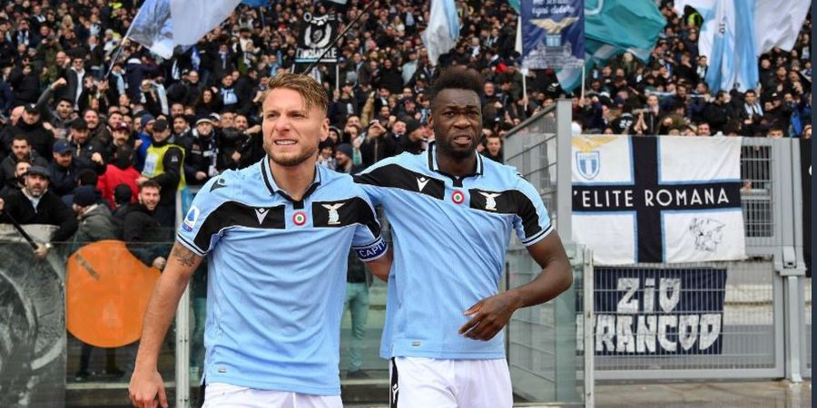 Hasil dan Klasemen Liga Italia, Lazio Ukir 11 Kemenangan Beruntun, Awas Inter dan Juventus!