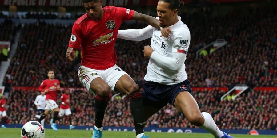Jadwal Liga Inggris Malam Ini - Liverpool Vs Manchester United di TVRI