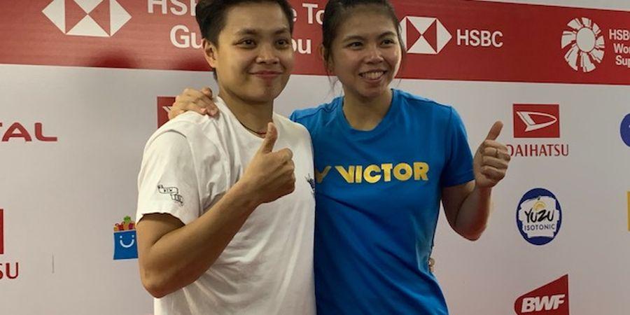 Indonesia Masters 2020 - Greysia/Apriyani Akui Sempat Terpuruk