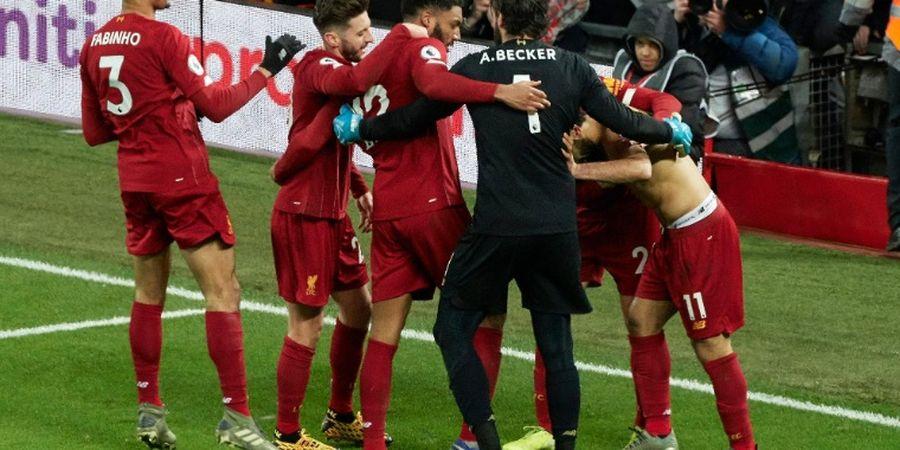 Sulit Terpeleset, Liverpool Bisa Juara Liga Inggris 2 Bulan Lagi