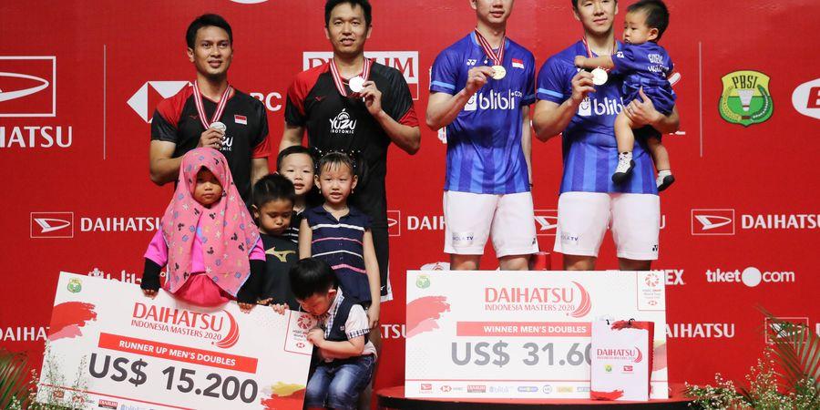 5 Fakta Menarik yang Terjadi pada Final Indonesia Masters 2020