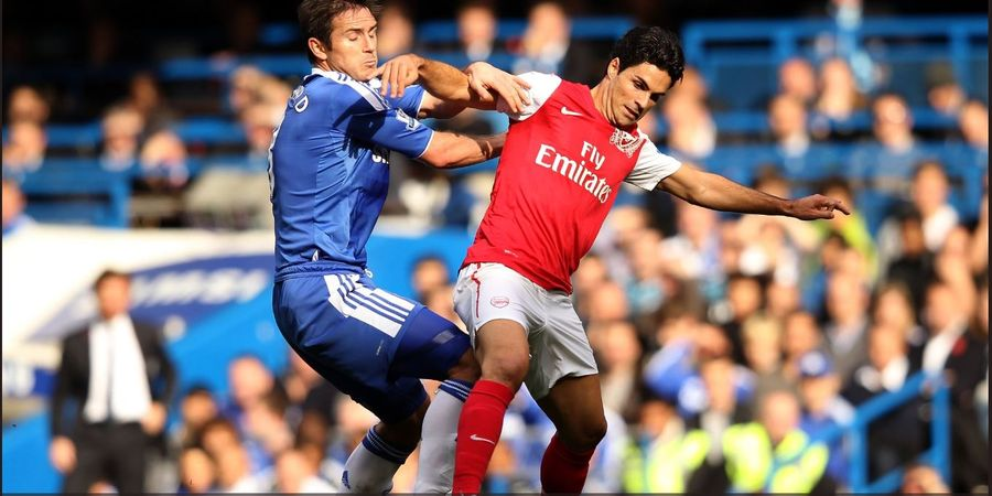 Starting XI Chelsea vs Arsenal - Berebut Poin di Derbi London ke-200