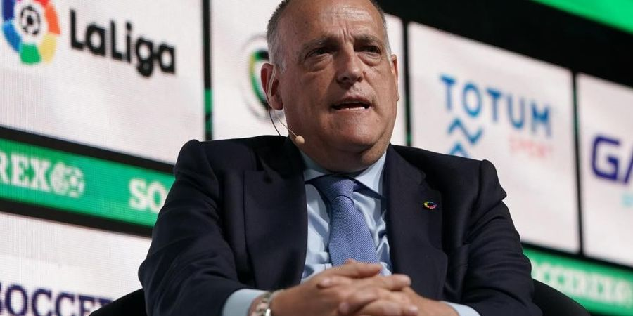 Presiden Liga Spanyol Minta Distribusi Uang Lebih Adil di Sepak Bola