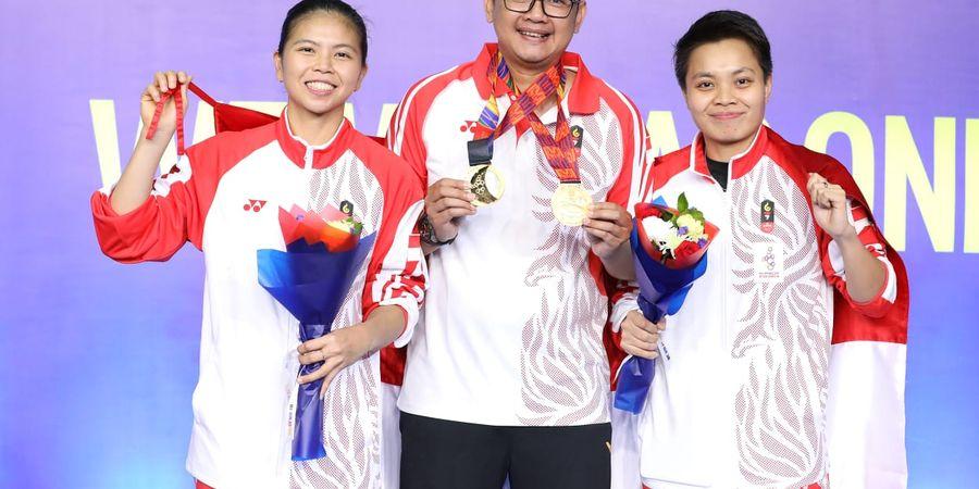 Eng Hian Minta Greysia/Apriyani Selesaikan Pertandingan dengan Cepat Selama Indonesia Masters 2020