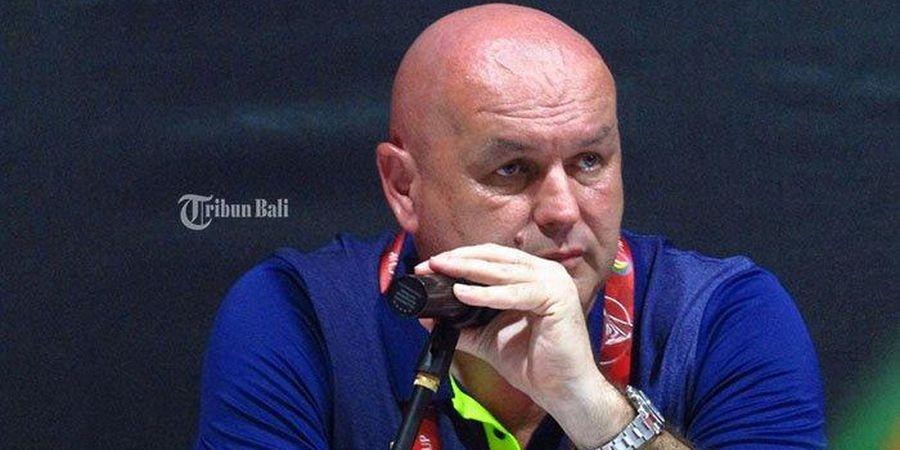 Penyesalan Pelatih PSM dari Laga Kontra Persiba