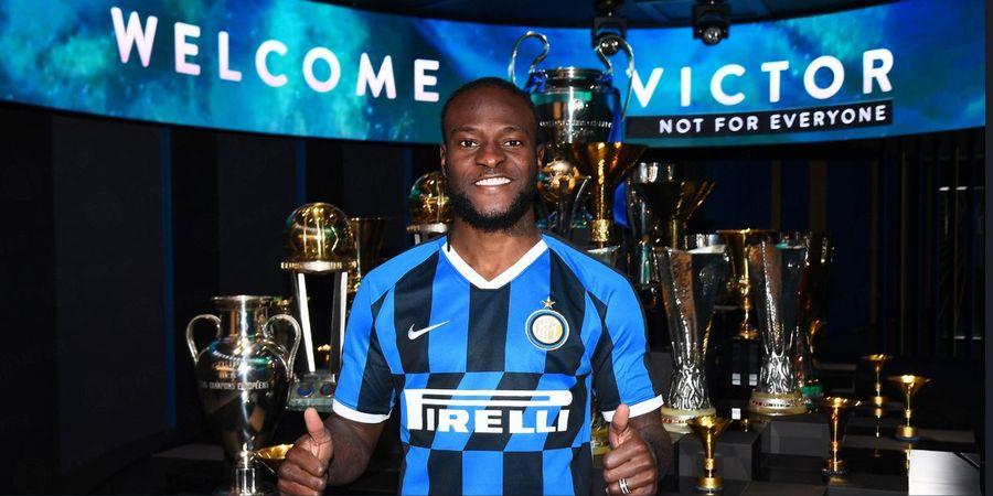 RESMI, Victor Moses Reuni dengan Antonio Conte di Inter Milan
