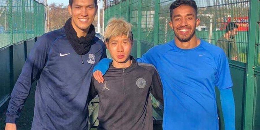 Persela Lamongan Jalin Komunikasi dengan Mantan Pemain Timnas Jepang