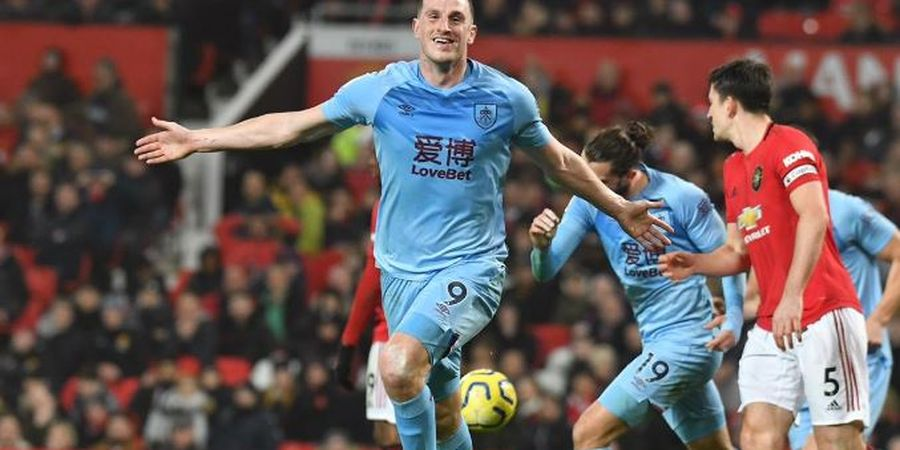 Man United Vs Burnley - Umpan Mantan Bek Man City Buat Publik Old Trafford Terdiam