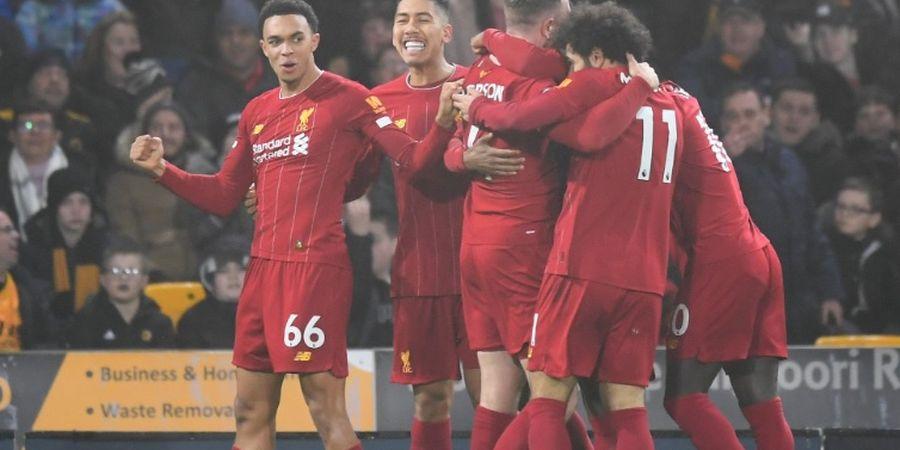 Highlight Wolverhampton vs Liverpool - Gol Ke-10 Si Merah di 10 Menit Terakhir