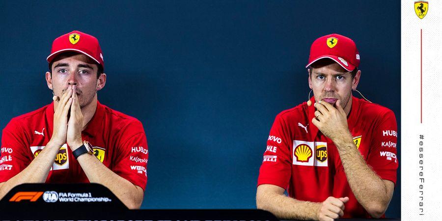 Ferrari Dikabarkan Bakal Ditinggal Pembalap Andalannya Musim Depan