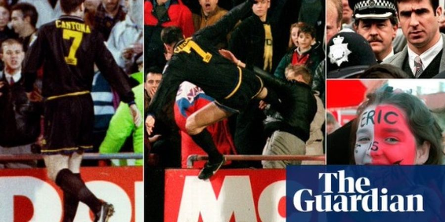 25 Tahun Tendangan Kungfu Eric Cantona dan 4 Kejadian Mengejutkan Lain di Dunia Sepak Bola