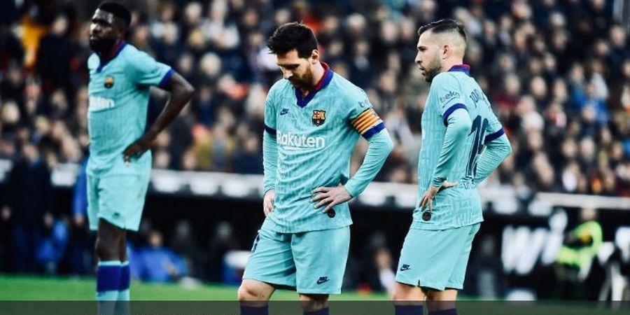 Legenda Spanyol Ungkap Barcelona Takkan Raih Trofi Apa pun Musim Ini