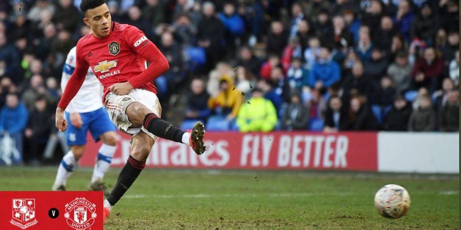 Hasil Piala FA - Dua Bek Buka Skor, Manchester United Pesta 6 Gol
