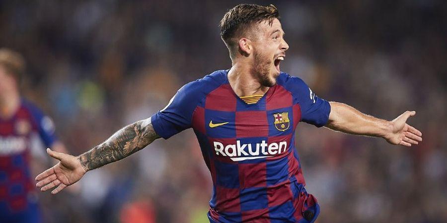 Barcelona Bakal Sulit Pulangkan Perez Jika Dibeli Permanen AS Roma