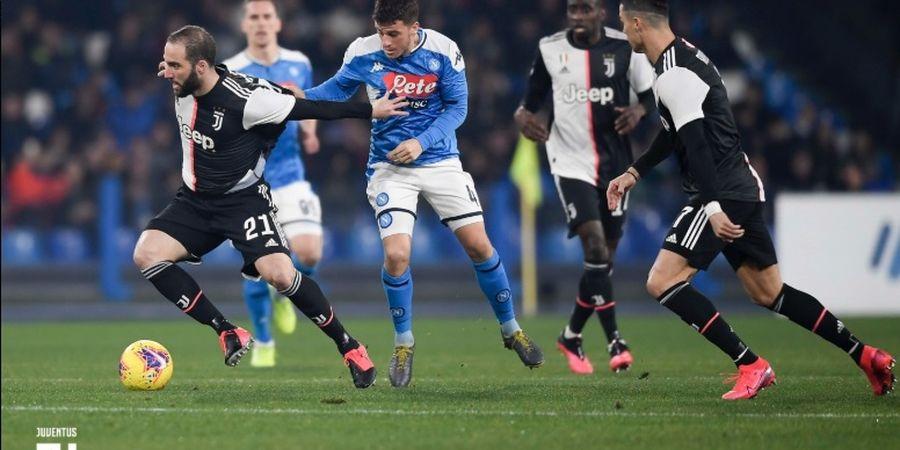 Hadapi Napoli di Final Coppa Italia, Juventus Tidak Diperkuat 3 Pemain Senior