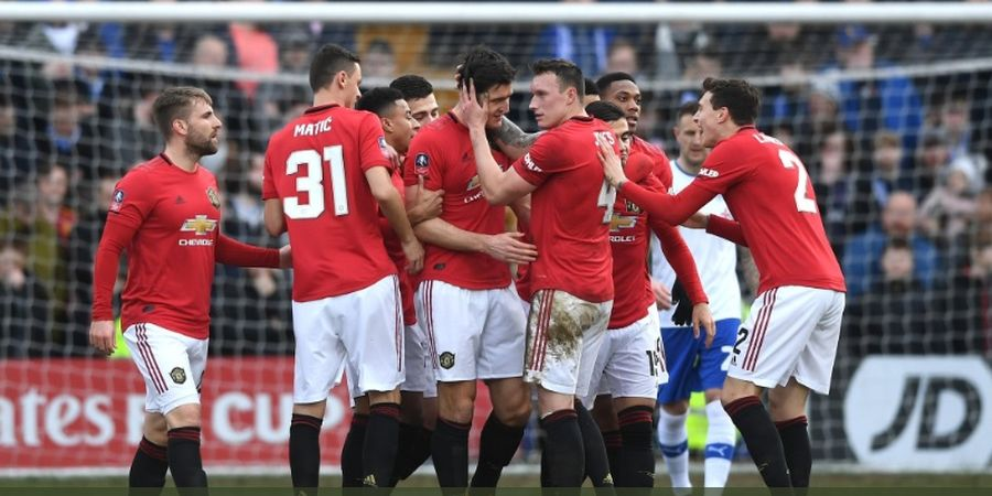 Man City Dihukum, Sheffield sampai Manchester United Ketiban Untung