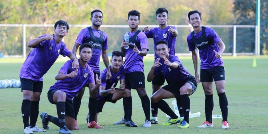 Sisi Positif dari Kekalahan Beruntun Timnas U-19 Indonesia Dalam Pemusatan Latihan