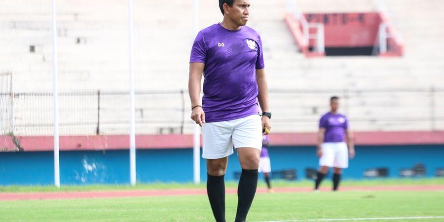 Timnas U-16 Indonesia Gelar TC di Yogyakarta, Ini Harapan Bima Sakti
