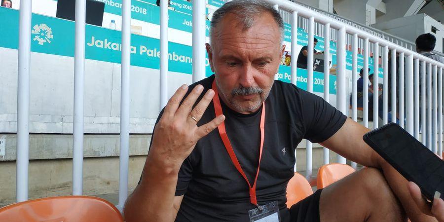 Tira-Persikabo Liburkan Pemain, Igor Kriushenko: Ini Menyangkut Kesehatan dan Nyawa Bersama