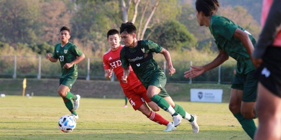 Timnas U-19 Indonesia Petik Kemenangan Pertama di Thailand, Ini Kata Shin Tae-yong