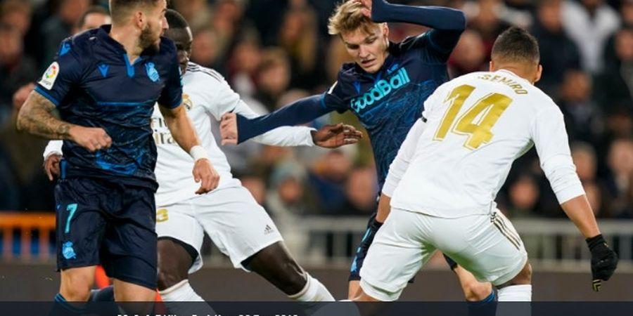 Masa Depan Martin Odegaard di Real Madrid Tergantung Luka Modric