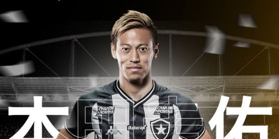Gabung Klub Brasil, Keisuke Honda Minta Pengawalan Ketat Tiap Berlaga