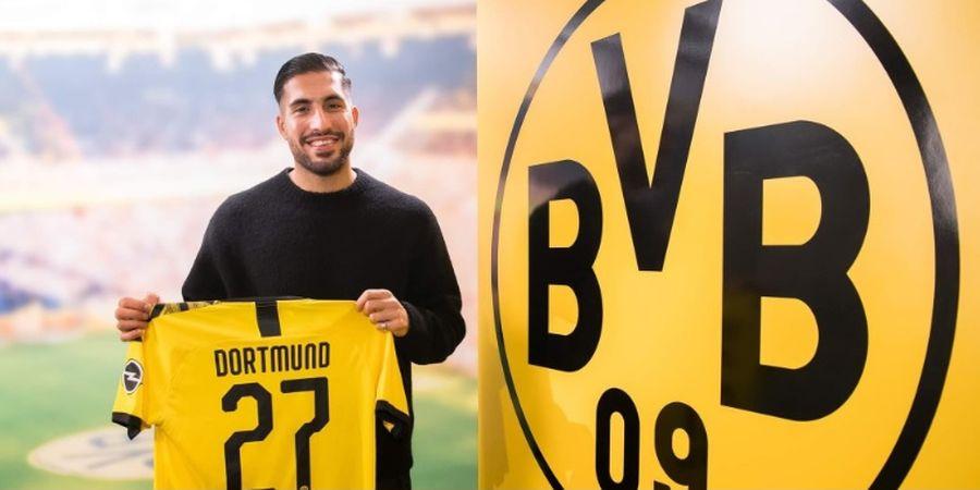 Baru Tampil Tiga Kali, Emre Can Resmi Dipermanenkan Borussia Dortmund