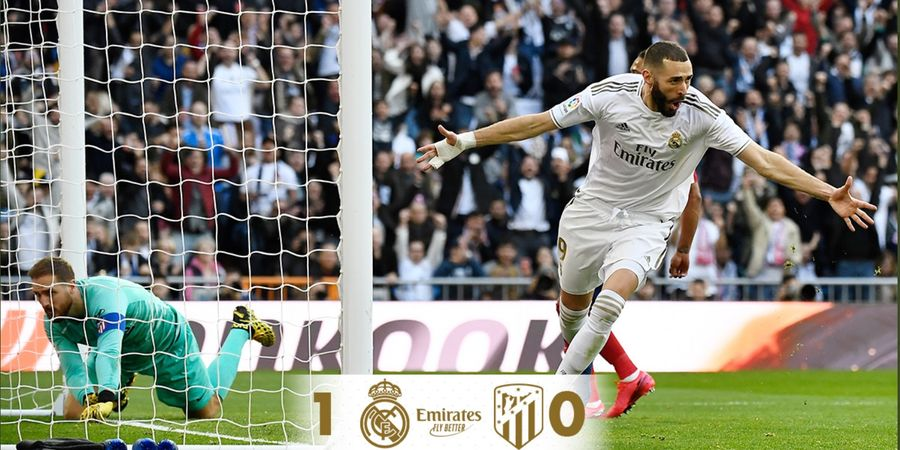 Real Madrid Vs Barcelona - Benzema Masih Bisa Diandalkan Tuan Rumah