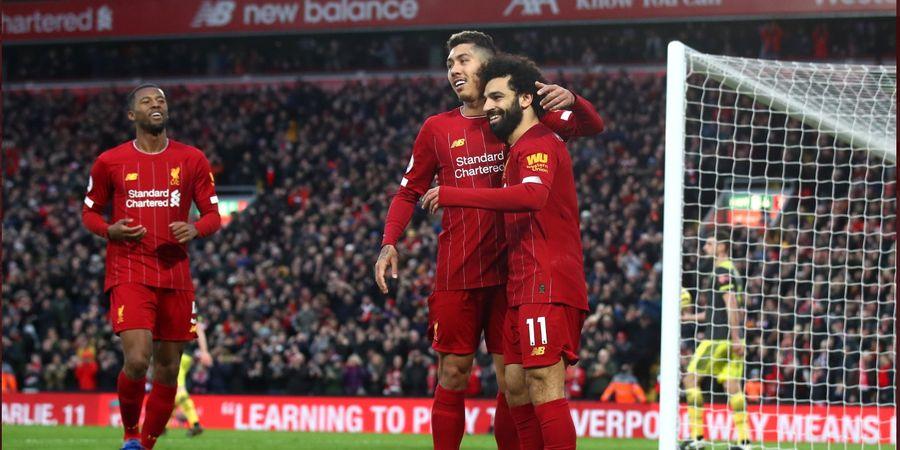 Eks Striker Timnas Inggris Sarankan Liverpool Jual Salah dan Gaet Incaran MU