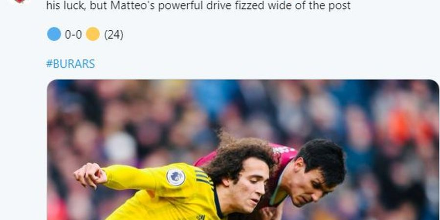 Terungkap, Ucapan Guendouzi yang Berujung Keributan di Laga Arsenal Kontra Brighton
