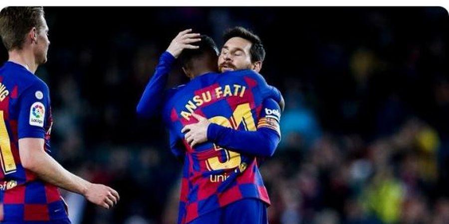 Ansu Fati Lebih Subur daripada Gabungan Dua Anak Ajaib Real Madrid