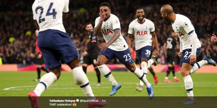 Hasil Liga Inggris - Bergwijn Cetak Gol Debut, Spurs Pecundangi City