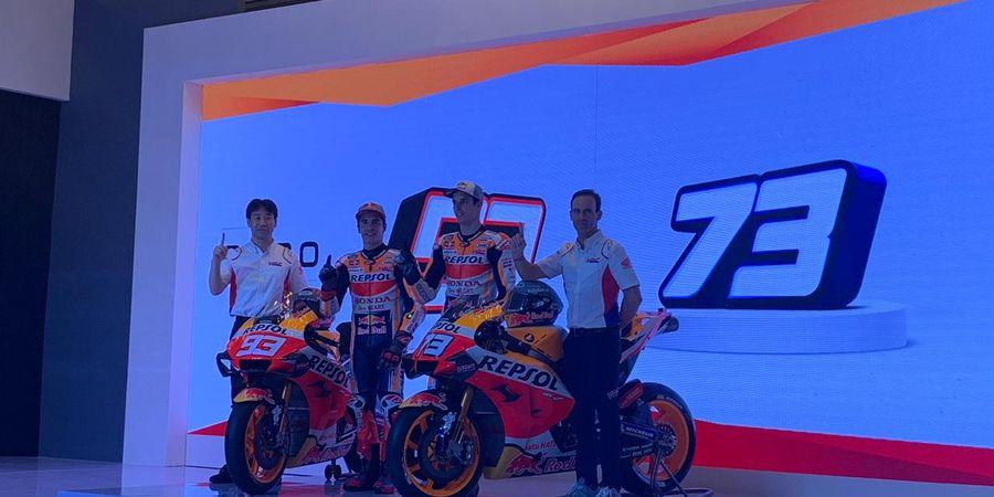 Apa Alasan Sebenarnya Marc Marquez Setia Pilih Honda hingga Sekarang?