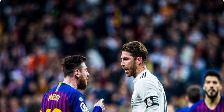 El Clasico di Bursa Transfer: Barcelona dan Real Madrid Rebutan 2 Nama Besar