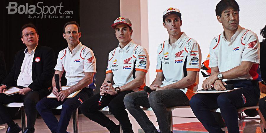Gara-gara Alex Marquez, Honda Dikritik Mantan Petingginya Sendiri
