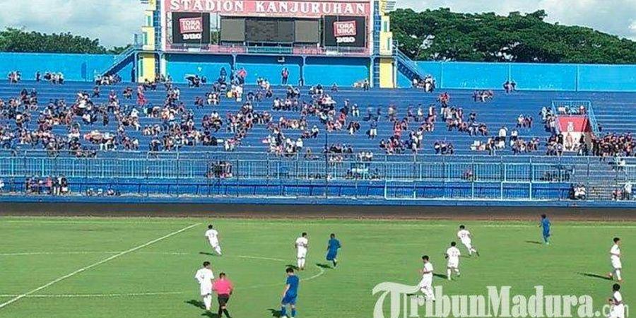 Rekap Hasil Laga Uji Klub Liga 1 - Arema FC, Persipura, PSM Makassar, dan Persib