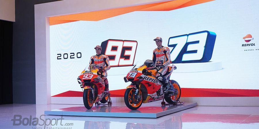 Tanpa Marc Marquez, Bos Repsol Honda Pastikan Dukungan untuk Pembalapnya