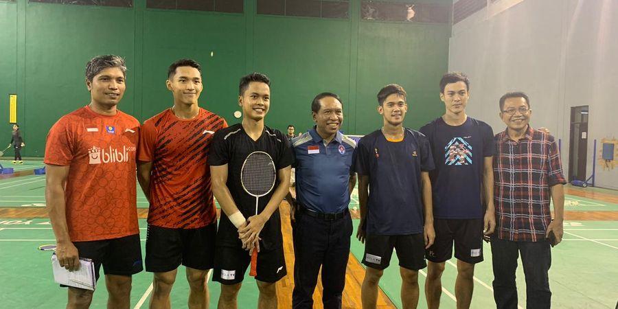 Menpora Tinjau Fasilitas PBSI Jelang Kejuaraan Beregu Asia 2020