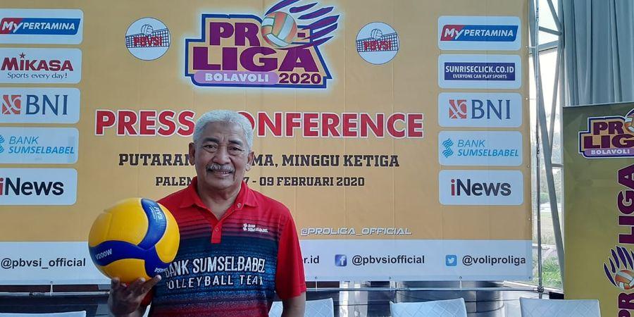 Proliga 2020 - Tim Tuan Rumah Incar Satu Kemenangan di Palembang