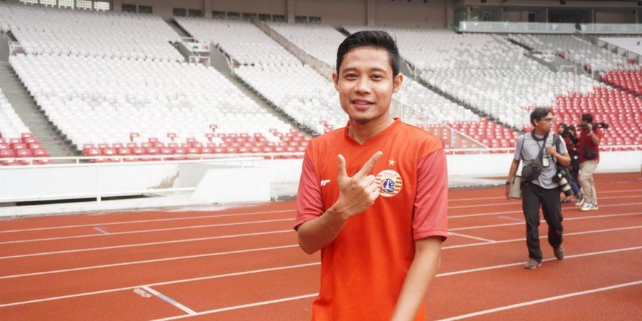 Evan Dimas Terpukau dengan Gaya Latihan Sergio Farias Bersama Persija