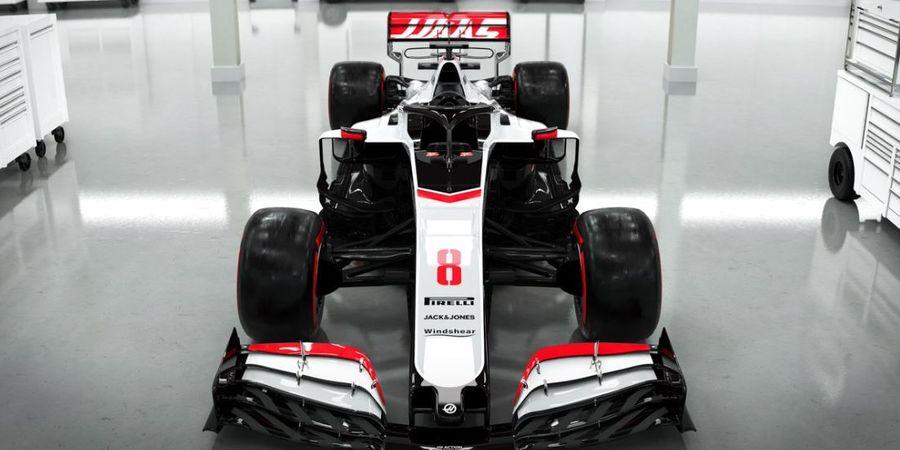 Musim Lalu Di-bully Sponsor Sendiri, Haas Ganti Livery untuk F1 2020