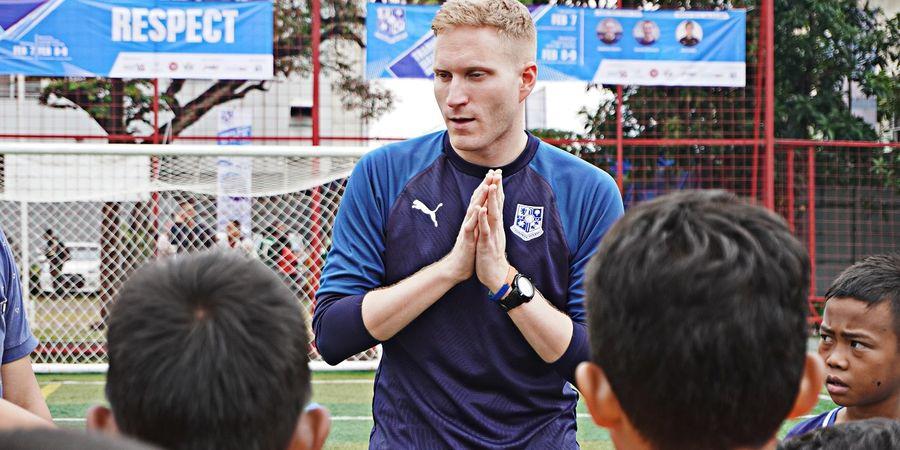 Klub Liga Inggris Adakan Pelatihan Online untuk Pelatih dan Guru Olahraga di Surabaya
