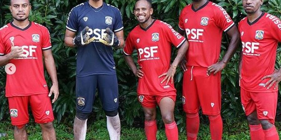 Jebolan Timnas Indonesia Ikuti Pemusatan Latihan Bersama Klub Liga 2