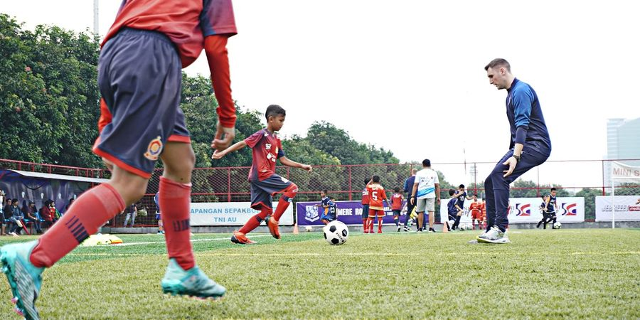 Talenta Muda Indonesia Bikin Pelatih Klub Liga Inggris Terkesima