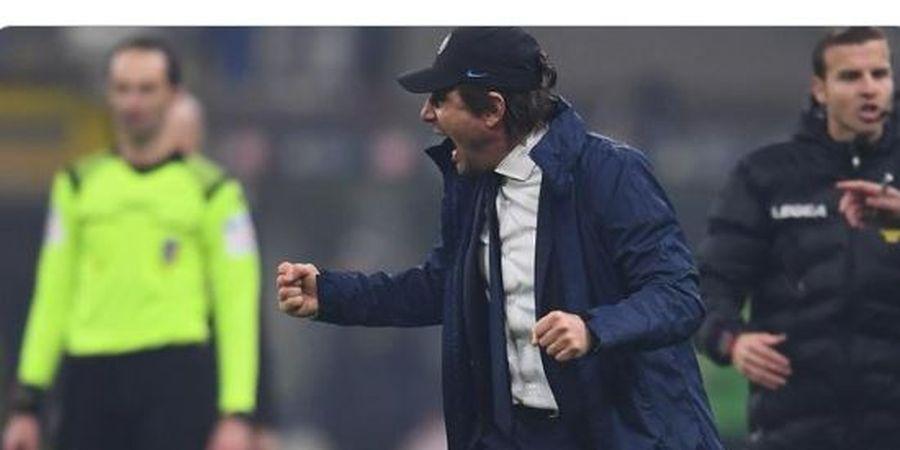 Conte: Perebutan Gelar Juara Liga Italia Bergantung pada Juventus