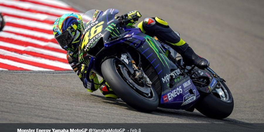 Inilah Alasan Valentino Rossi Selalu Deg-degan Saat Balapan Moto2 Dimulai