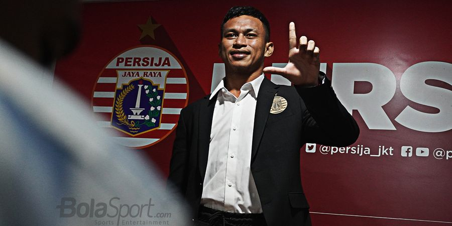 Osvaldo Haay Pilih Nomor Punggung Tak Biasa di Persija Jakarta