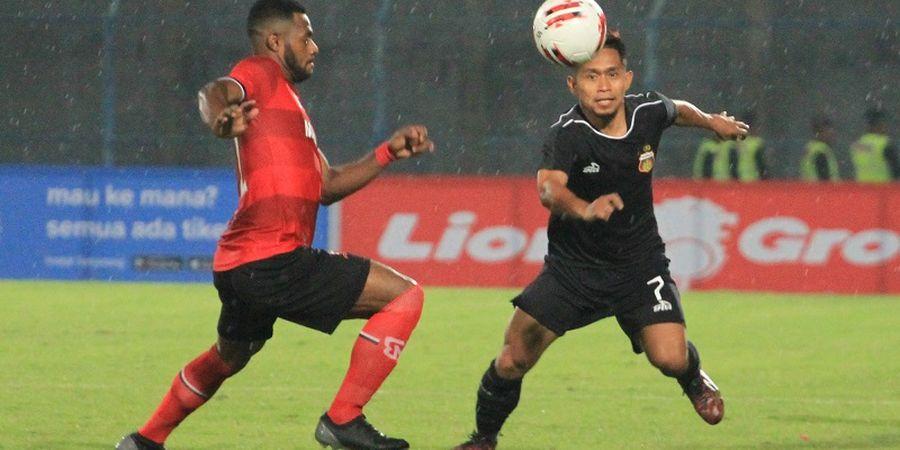 Madura United Kalahkan Persik Kediri di Piala Gubernur Jatim 2020
